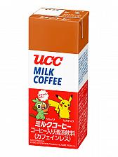 画像(002)「ポケットモンスター ソード・シールド」,新ポケモンをデザインした「UCC ミルクコーヒー ポケモン缶」が発売