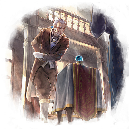 画像集#003のサムネイル/「OCTOPATH TRAVELER 大陸の覇者」に新たな旅人のヒースコートとナールが登場