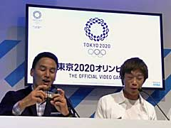 [TGS 2019]メダリストも登場! トップアスリート達と戦える「東京2020オリンピック The Official Video Game」ステージ
