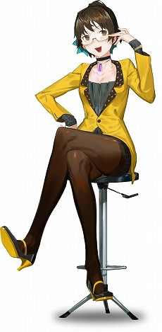画像(012)「Dusk Diver 酉閃町」,ゲーム内に登場するさまざまなコスチュームの情報が公開。東京ゲームショウ2019の出展情報も