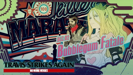 00 (007) 「Travis Strikes Again: No More Heroes Complete Edition。 の プ レ オ 日 ス タ ー ト。 10。 オ フ キ ャ ン ペ ー ン を 開