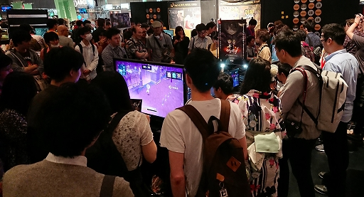 画像(003)「オバケイドロ!」,BitSummit 7 SpiritsでPOPULAR SELECTION AWARDを授賞