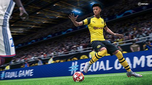 画像(005)「FIFA 20」,ストリートサッカーにフィーチャーした新モードVOLTAをプレイ。新システムや進化した物理演算でよりリアルに