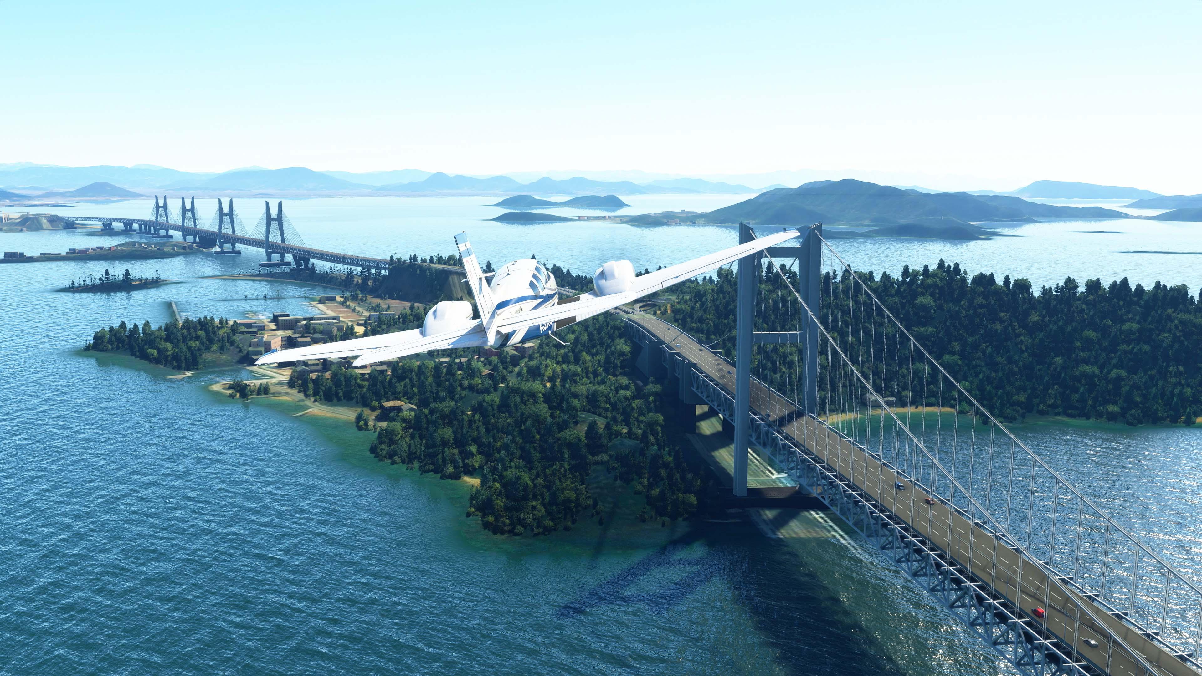 Photo of [TGS 2020]「Microsoft Flight Simulator」の無料アップデート第1弾「World Update I:Japan」を発表した。日本に焦点を当てた目標を制作者に尋ねた