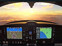 「Microsoft Flight Simulator」,アップデートで主要なHMDを対象としたVRモードの正式サポートを開始