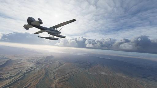画像集#005のサムネイル/「Microsoft Flight Simulator」はさらに進化する。部門トップのヨーグ・ニューマン氏にローンチから現在まで,そして今後の展開を聞いた