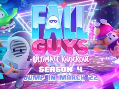 "「Fall Guys: Ultimate Knockout」のシーズン4は3月22日にスタート。""Among Us""とのコラボを予告する映像も"
