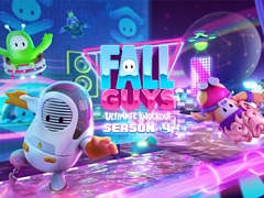 「Fall Guys: Ultimate Knockout」のシーズン4が配信。キズナアイとのコラボも3月27日にスタート