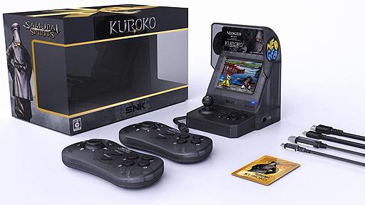 画像(002)「NEOGEO mini サムライスピリッツ限定セット」特別版が3000台限定で9月30日発売。「KOF」「メタルスラッグ」シリーズなど8作を追加
