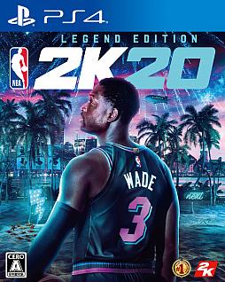 画像(006)バスケットボールゲーム「NBA 2K20」が9月6日に発売。カバー選手にアンソニー・デイヴィス選手とドウェイン・ウェイド選手を起用