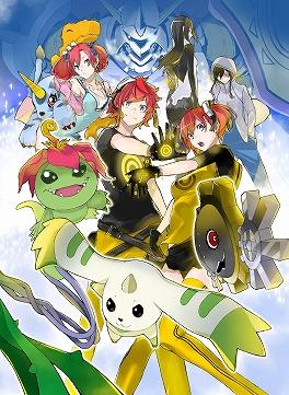 画像(002)「デジモンストーリー サイバースルゥース ハッカーズメモリー」,Switch版が2019年10月17日に発売。PVや特典情報の公開も