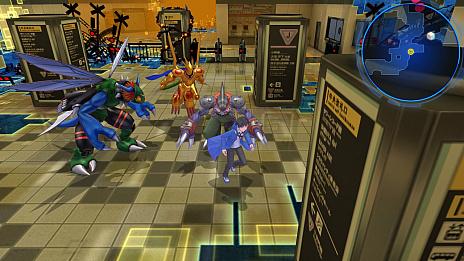 画像(003)「デジモンストーリー サイバースルゥース ハッカーズメモリー」,Switch版が2019年10月17日に発売。PVや特典情報の公開も