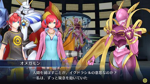 画像(008)「デジモンストーリー サイバースルゥース ハッカーズメモリー」,Switch版が2019年10月17日に発売。PVや特典情報の公開も