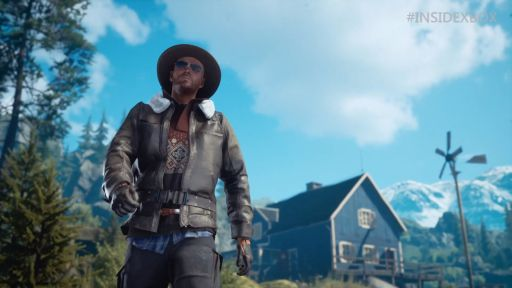 gamescom]Bohemia Interactiveの新作「Vigor」のローンチ