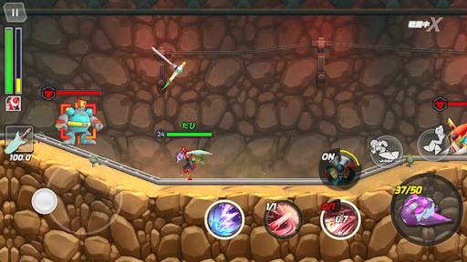 画像集#014のサムネイル/「ロックマンX DiVE」のノーダメージクリアキャンペーンに「エグゼ」のキャラで挑戦。勝利のカギはビッグストレートとフミコミザン?