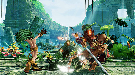 画像集#023のサムネイル/「THE KING OF FIGHTERS XV」は2021年に発売。公式トレイラーが公開,さらにPS4版「KOF  2002 UNLIMITED MATCH」発売情報も