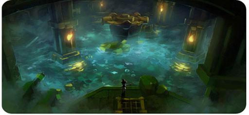 画像集#006のサムネイル/MMORPG「月光彫刻師」,ギルドコンテンツの拡充や新ダンジョンを実装する大型アップデートが実施