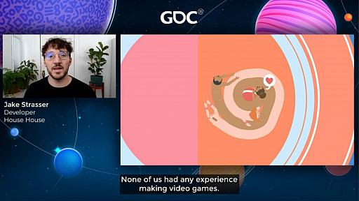 画像集#003のサムネイル/[GDC 2021]Google マップから作られた「Untitled Goose Game」のマップは,何を目指したのか