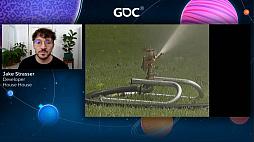 画像集#006のサムネイル/[GDC 2021]Google マップから作られた「Untitled Goose Game」のマップは,何を目指したのか