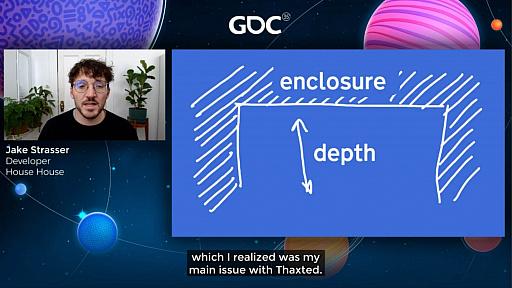 画像集#022のサムネイル/[GDC 2021]Google マップから作られた「Untitled Goose Game」のマップは,何を目指したのか