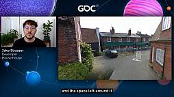 画像集#024のサムネイル/[GDC 2021]Google マップから作られた「Untitled Goose Game」のマップは,何を目指したのか