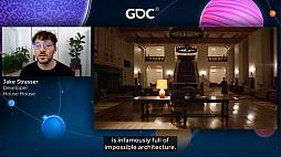 画像集#031のサムネイル/[GDC 2021]Google マップから作られた「Untitled Goose Game」のマップは,何を目指したのか