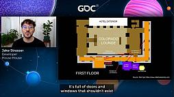 画像集#032のサムネイル/[GDC 2021]Google マップから作られた「Untitled Goose Game」のマップは,何を目指したのか
