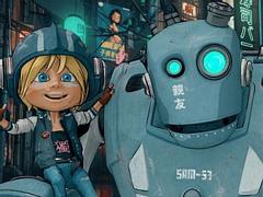 孤児とロボットの友情を描く2.5Dアクションアドベンチャー「ENCODYA」の最新トレイラーが公開