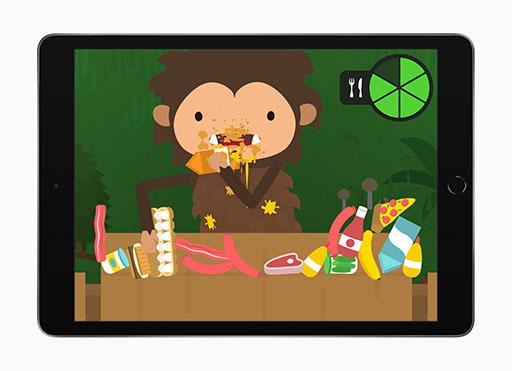 画像集#002のサムネイル/「原神」が2020年のベストiPhoneゲームを受賞。App StoreのBest of 2020受賞作品が一挙発表に