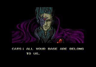 画像集#015のサムネイル/レトロンバーガー Order 59:東亜プラン製Genesisソフトの復刻版BOXが届いたのでピピルぴるぴるAll Your Base Are Belong To Us編