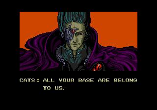 画像集#016のサムネイル/レトロンバーガー Order 59:東亜プラン製Genesisソフトの復刻版BOXが届いたのでピピルぴるぴるAll Your Base Are Belong To Us編