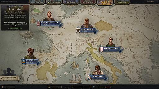 """画像集#002のサムネイル/[GDC 2021]「Crusader Kings III」の""""遺伝""""システムとキャラクターグラフィックスの自動生成について,技術とアートの両面から解説"""