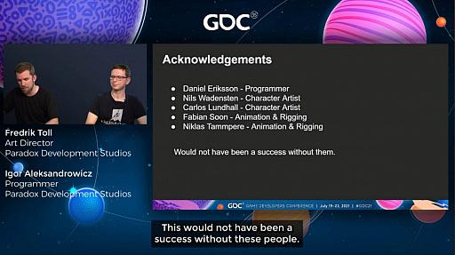 """画像集#005のサムネイル/[GDC 2021]「Crusader Kings III」の""""遺伝""""システムとキャラクターグラフィックスの自動生成について,技術とアートの両面から解説"""