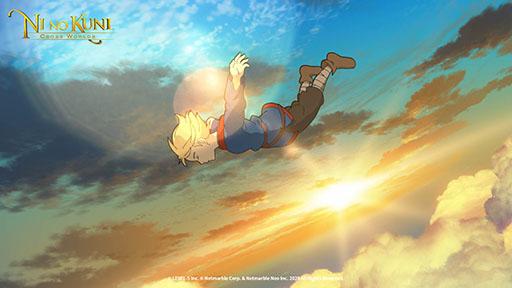 画像(002)「二ノ国: Cross Worlds」の特別番組に声優・神谷浩史さんと花澤香菜さんのVTR出演が決定。ワールドなどゲーム内イメージも一挙公開に