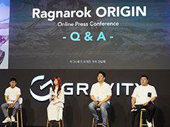 「Ragnarok ORIGIN」のメディア発表会をレポート。開発・運営スタッフに実施されたQ&Aを掲載