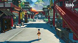 画像(004)「原神」のTVCMが全国の主要都市圏で放映スタート。バージョンは全部で5種類