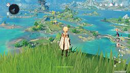画像集#012のサムネイル/PC版「原神」プレイレポート。広大な世界の冒険と属性バトルが楽しいオープンワールドアクションRPG