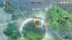 画像集#018のサムネイル/PC版「原神」プレイレポート。広大な世界の冒険と属性バトルが楽しいオープンワールドアクションRPG