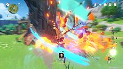 画像集#047のサムネイル/PC版「原神」プレイレポート。広大な世界の冒険と属性バトルが楽しいオープンワールドアクションRPG