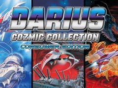 PS4版「ダライアス コズミックコレクション」が50%オフ。タイトーのDLタイトルを対象にしたセールが本日スタート