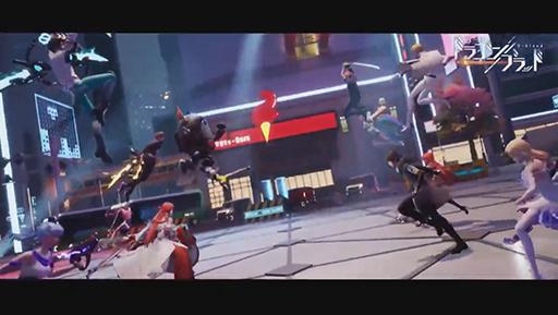 画像集#018のサムネイル/[TGS 2020]「コード:ドラゴンブラッド」は10月以降も進化しつづける! 「聖闘士ライコス」の今だけ情報もチェック