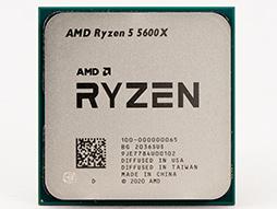 画像集#004のサムネイル/6コアCPU対決レビュー「Core i5-11600K」対「Ryzen 5 5600X」。ゲームに向いた6コアCPUはどっちだ?
