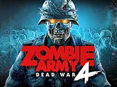 「Zombie Army 4: Dead War」,PS5とXbox Series Xに対応する無料アップデートを配信中
