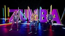 画像(004)「Zumba de 脂肪燃焼!」の最新プロモーション映像が公開。Zumba公式インストラクターのプレイを交えてゲーム内容を紹介