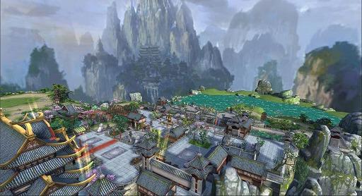画像(006)スマホ向けMMORPG「グランドレジェンド:蓬莱戦記」,配信日が3月19日に決定