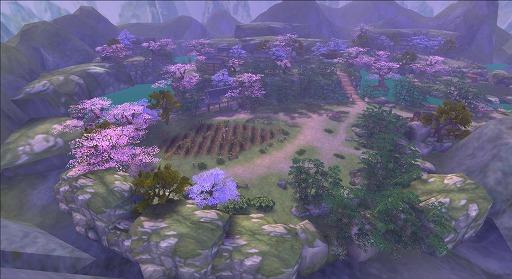 画像(007)スマホ向けMMORPG「グランドレジェンド:蓬莱戦記」,配信日が3月19日に決定