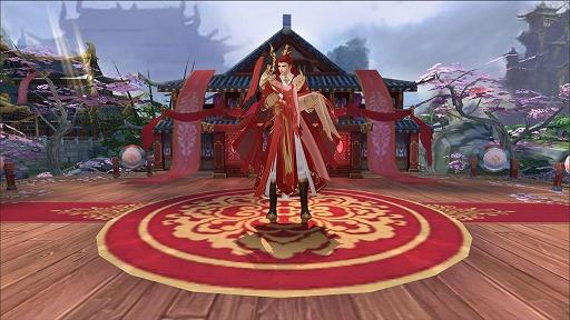 画像(009)スマホ向けMMORPG「グランドレジェンド:蓬莱戦記」,配信日が3月19日に決定