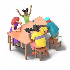 画像(069)「世界のアソビ大全51」,収録テーブルゲームの遊び方が分かる情報を公開