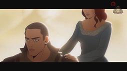 画像集#008のサムネイル/[TGS 2020]「AFK アリーナ」の新キャラが夫婦で登場。ザフラエル(CV:速水 奨)とルクレティア(CV:斎藤千和)が9月29日に実装予定