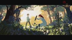 画像集#011のサムネイル/[TGS 2020]「AFK アリーナ」の新キャラが夫婦で登場。ザフラエル(CV:速水 奨)とルクレティア(CV:斎藤千和)が9月29日に実装予定